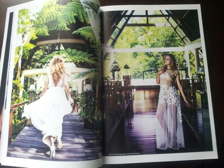 Wedding fashion shoot maxx-brides magazine 2nd edition 2014 at wanasmara wedding chapel, komaneka at bisma