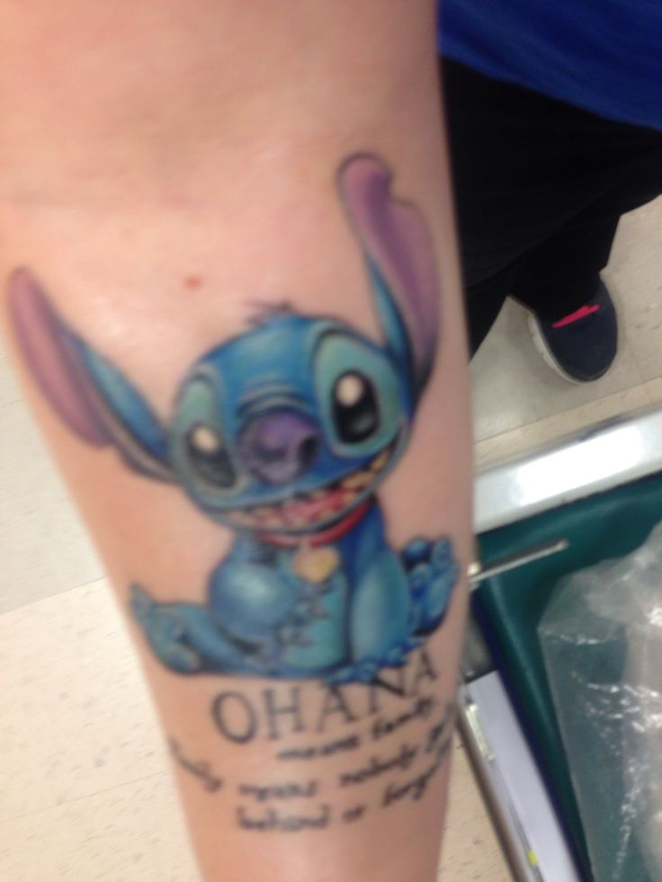 17 Best images about Stitch/Disney Tattoos on Pinterest ...