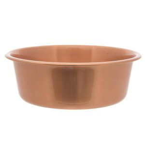 Top Paw® Copper Dog Bowl | Food & Water Bowls | PetSmart
