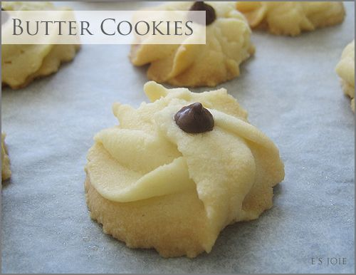 The Chinese name for these cookies is 車厘哥夫曲奇. Couldn't figure out wat's that in English. Baking is just so amazing. Different combination of flour, butter and sugar gives you different …