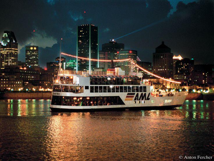 Le choix par excellence dans le Vieux-Port de Montréal !  ///   The choice of excellence in the Old Port of Montreal!