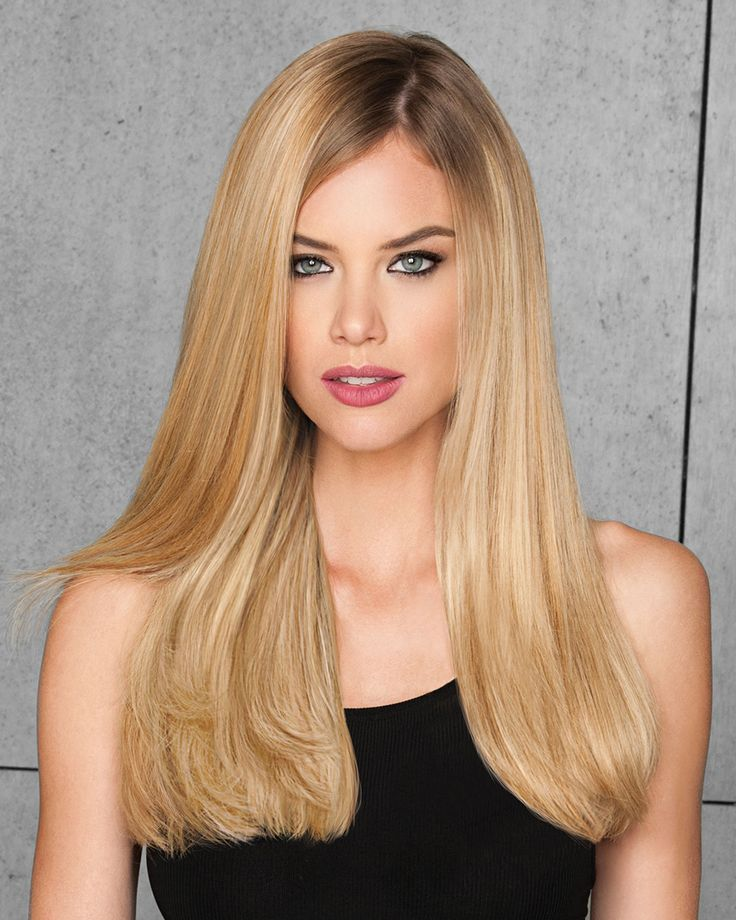 Synthetic Hair Long Wavy Capless Wigs 20 Inches For White