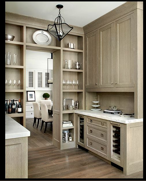 56 Best Beautiful Butlers Pantries Images On Pinterest