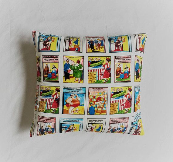 Hey, I found this really awesome Etsy listing at https://www.etsy.com/uk/listing/502965099/comic-cushion-saucy-seaside-postcards
