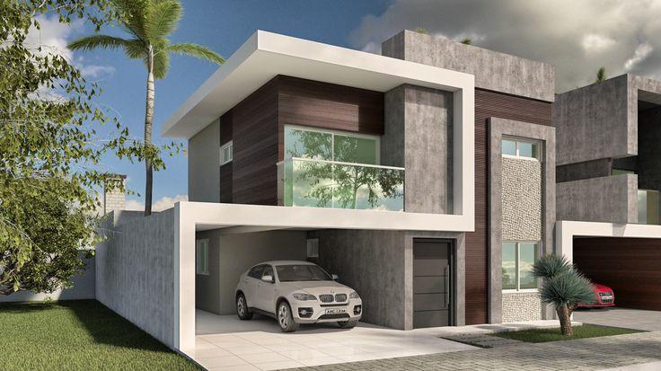 Projeto Unit arquitetos | Perspectiva House 01