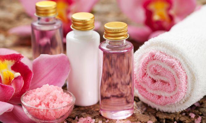 Fragancias naturales con aceites esenciales