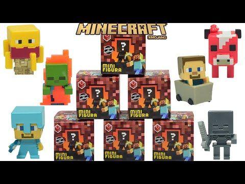 En este video abrimos seis cajitas sorpresa con minifiguras de Minecraft Serie Infiedra. Las figuras que encontramos son: Steve con armadura de diamante, …   source   ...Read More