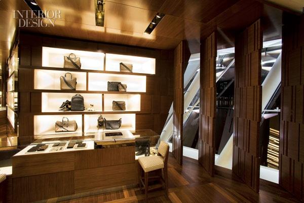 Louis Vuitton Interior Louis Vuitton Store In Singapore.peter Marino Retail .