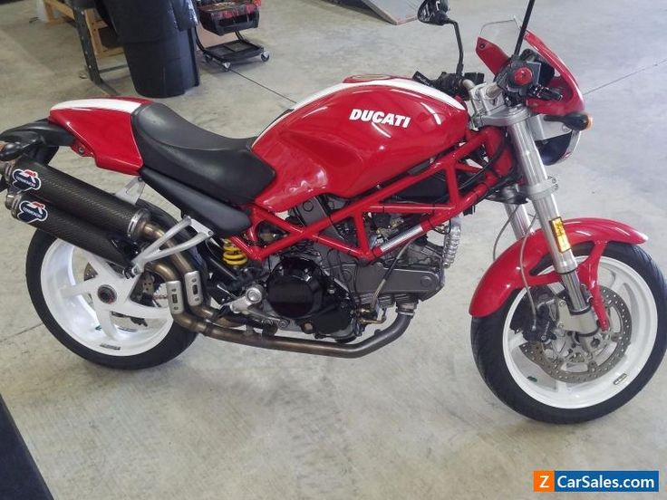 2005 Ducati Monster #ducati #monster #forsale #canada