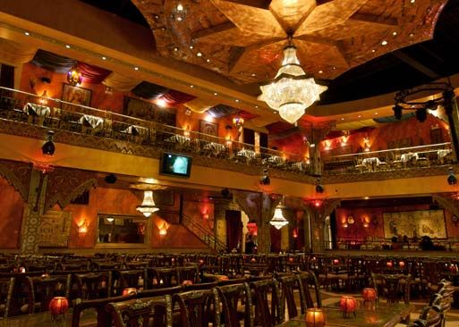 Alhambra Palace Restaurant Chicago Illinois 60607 Went Here For My Birthday Adventures In Chicagoland Pinte