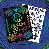 Scratch art craft pack of 12 alternative vbs craft for Vacation bible school crafts for adults