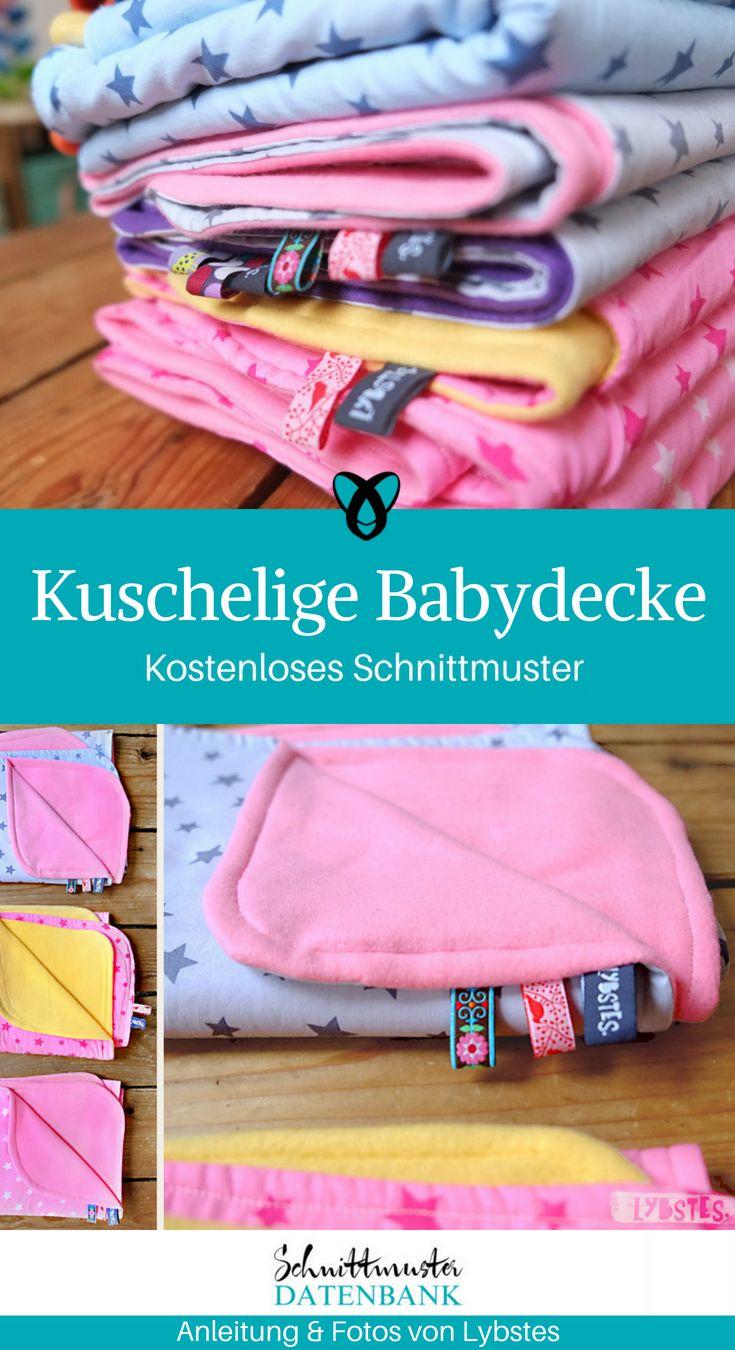 Kuschelige Babydecke Noch keine Bewertungen.   – nähen