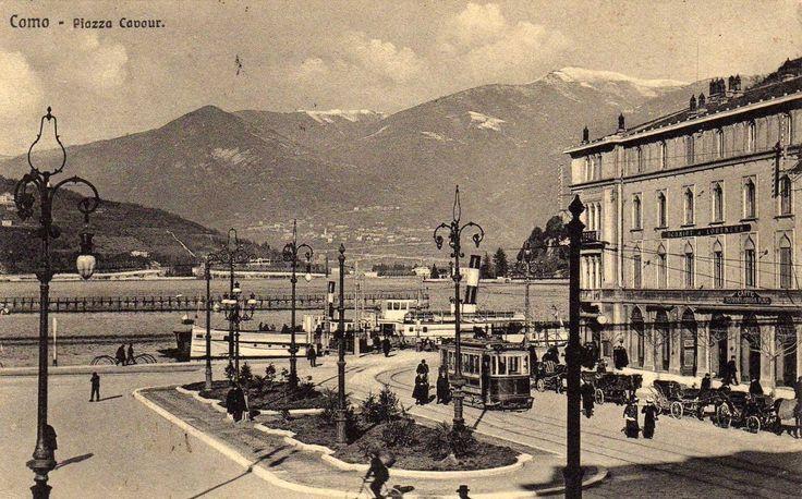 Resultado de imagen de piazza maggiore sicilia 1900