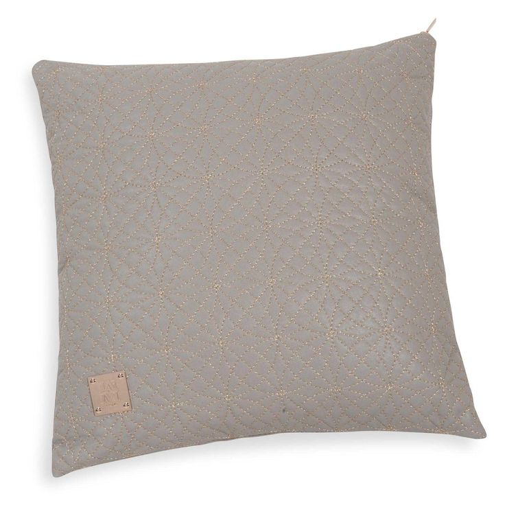 ARTYA grey cushion cover 40 x 40 cm