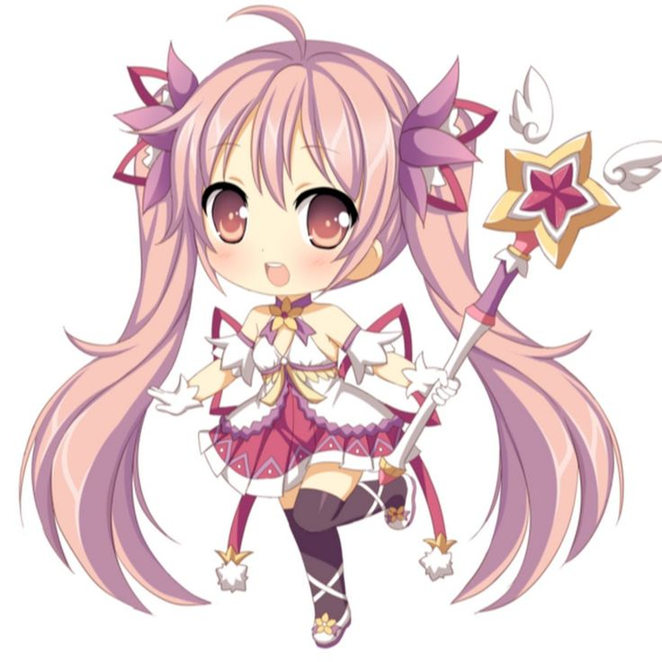 Anime Girl Chibi: Best 25+ Chibi Girl Ideas On Pinterest