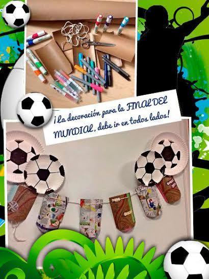 ¡Prepárate para la GRAN final del #Mundial2014 con #AZOR!