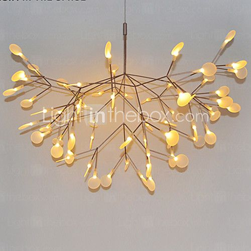 0.3W Vedhæng Lys , Moderne / Nutidig Galvaniseret Funktion for LED designere MetalStue Soveværelse Spisestue Læseværelse/Kontor 2017 - kr.7640