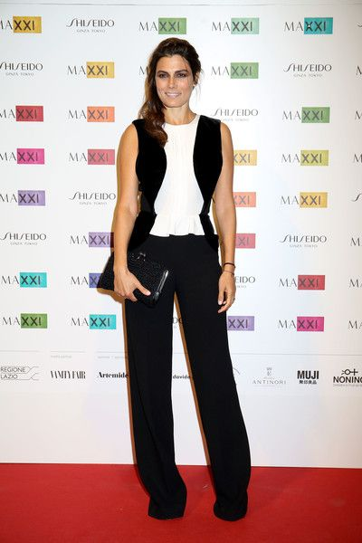 Valeria Solarino attends a photocall for the MAXXI Acquisition Gala Dinner 2016 at Maxxi Museum on November 7, 2016 in Rome, Italy.