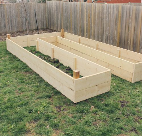 Building Raised Garden Beds DIY   Easy Homesteading