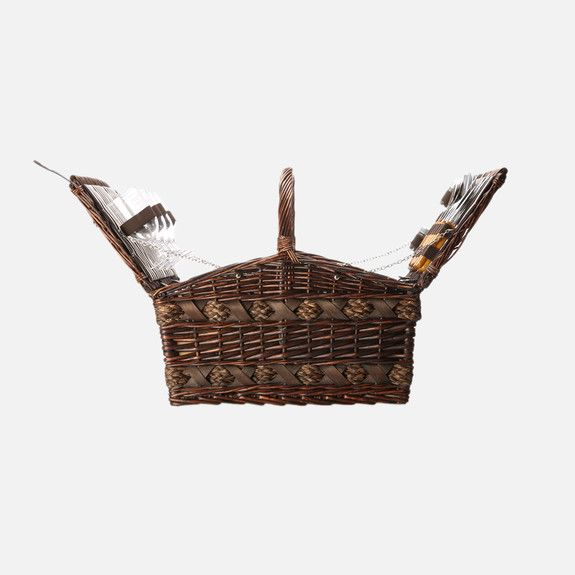 Leisure Licious - 4 Man Picnic Basket