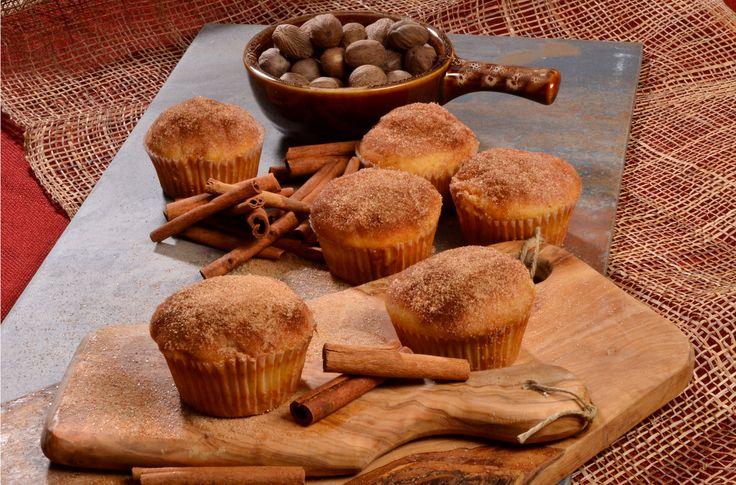 Mandarin Muffins - Castella Imports