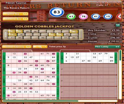 Corrie Fan? Play Coronation Street Bingo: http://www.ballsandboxes.com/coronation-street-bingo/
