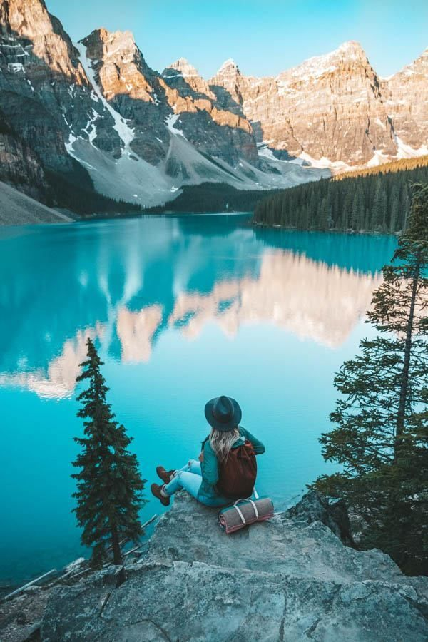 Banff is one of the most beautiful national parks …