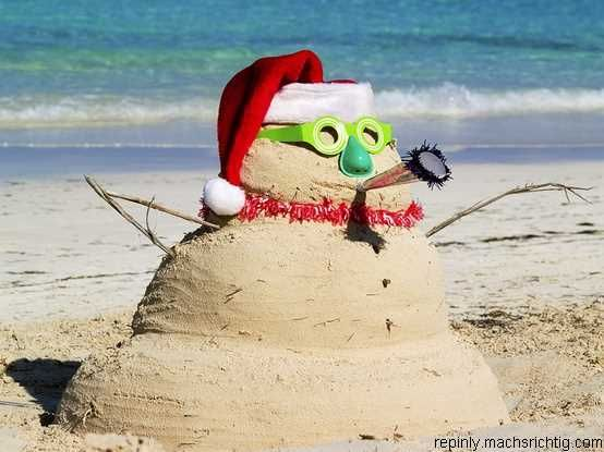 Christmas in July Make Christmas crafts, watch C