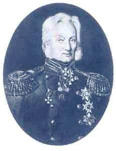 Барон Матвей Иванович фон дер Пален 3-й 1779-1863