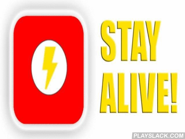 Stay Alive! Keep Screen Awake  Android App - playslack.com , IMPORTANT: Install latest version if app crashed on startup. Android 5+ users please update to the latest version. App detection has been fixed for users who updated to the latest build. Make sure you select SA! in the list of apps with usage access.Make your device screen Stay Alive! when you need it.Most options are FREE and donator options are cheaper than simillar app on the store!Download our new app Auto Exec! Easy Tasker…