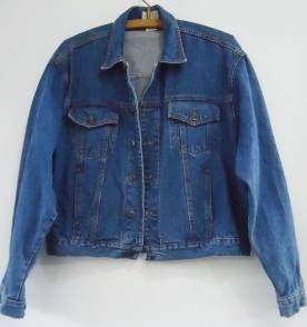 jaqueta Vintage Original da Marca Chitãozinho e Xororó - Raridade