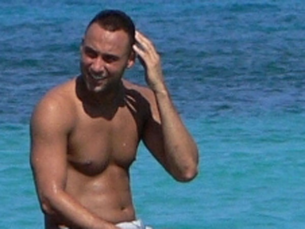 Derek Jeter  - Yankees.  He owns a home in Tampa, FL