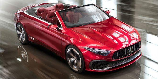 Mercedes-Benz mulling A-Class Convertible?