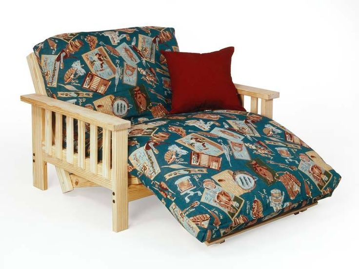 Mural Of Twin Futon Chair Design Options