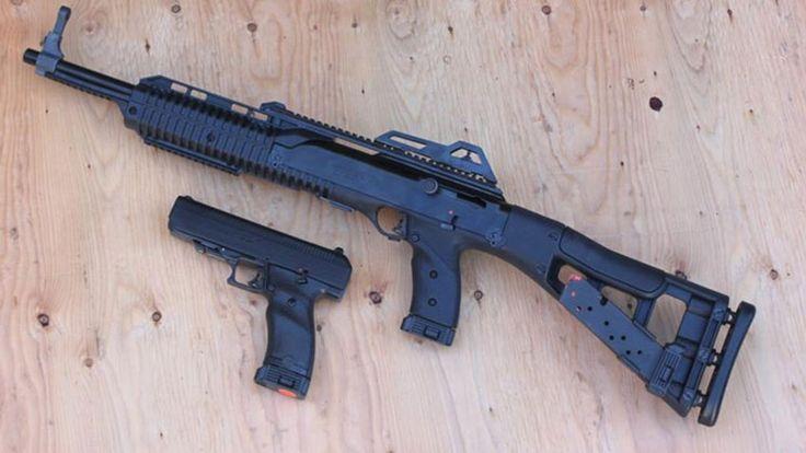 Hi-Point Firearms .45 ACP Pistol & Carbine