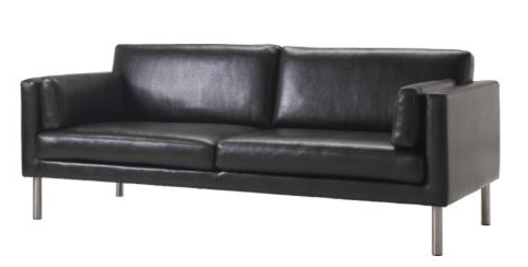 Leather Sofa 399 Ikea Not As Old Fashioned Or Romantic