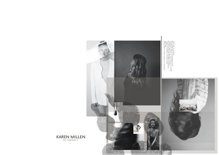Karen Millen customer by Hannah Brook