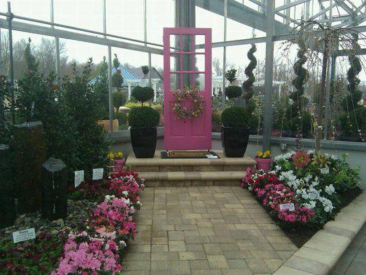 Awesome Garden Center Display   Display in the Garden Center