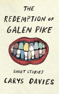 Canadian Bookworm: The Redemption of Galen Pike