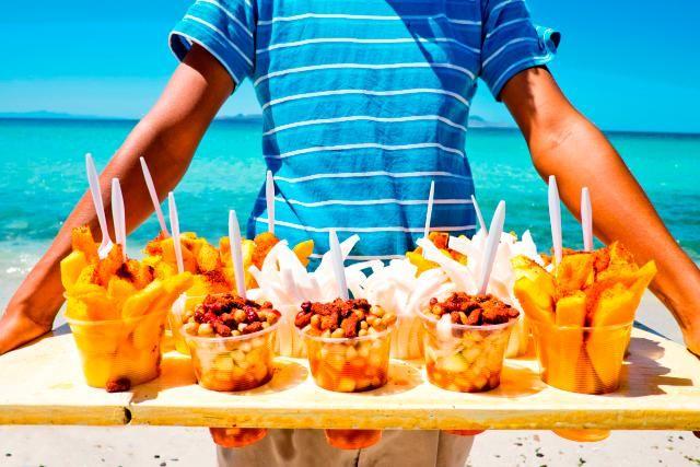 11 Best Mobile Food Menu Examples Images On Pinterest
