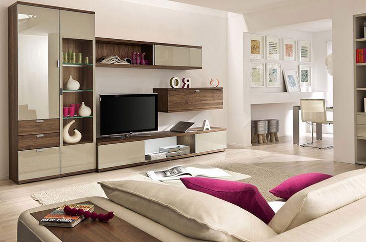 Artful-Storage-in-Modern-Beige-Living-Room-with-Purple-Accents.jpg (JPEG Image, 900×597 pixels)