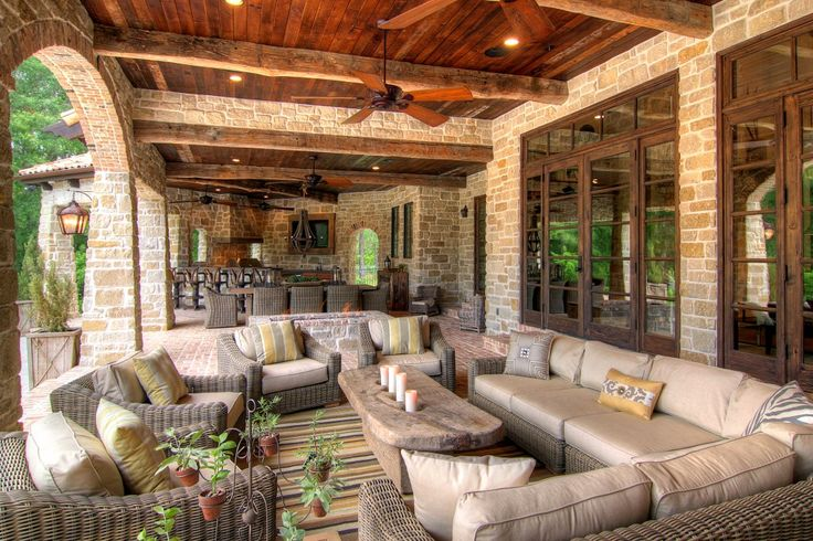 outdoor living spaces with hot tub - Outdoor Living Spaces Tips ...