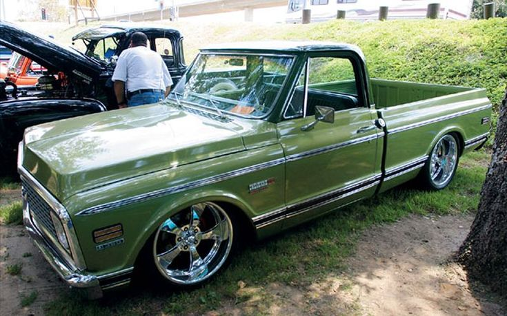 classic chevrolet truck | Custom Wheels Chevy Truck ...