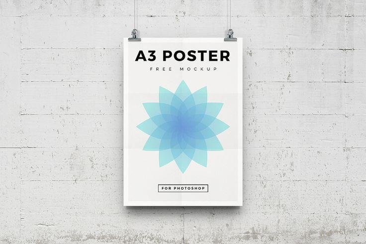 A3 Poster Mockup Psd Best Free Mockups Poster Mockup Poster Mockup Psd Poster Mockup Free