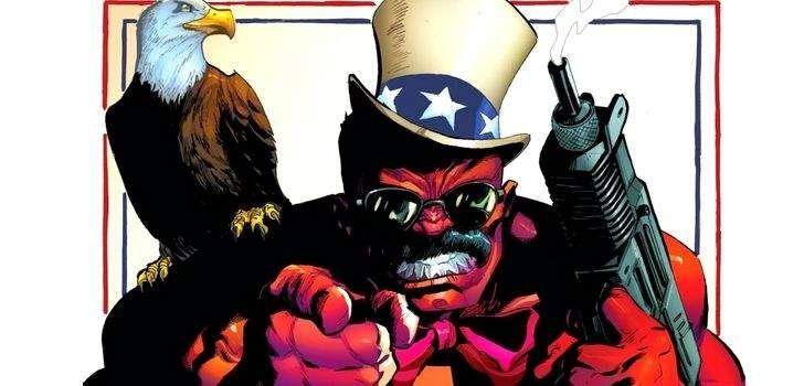 A primeira edição da revista da nova equipe dos Vingadores, USAvengers, de autoria de Al Ewing e Paco Medina, saiu hoje e trouxe consigo uma nova versão do Hulk Vermelho! A nova série segue os eventos das revistas dos Novos Vingadores, também de Ewing, e traz um time mais patriotada Marvel Comics, com a inclusão …