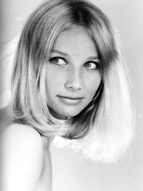 Polish actress Pola Raksa, 1960s