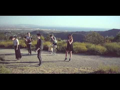 Chains (Nick Jonas) - Sam Tsui & Kina Grannis Cover - YouTube