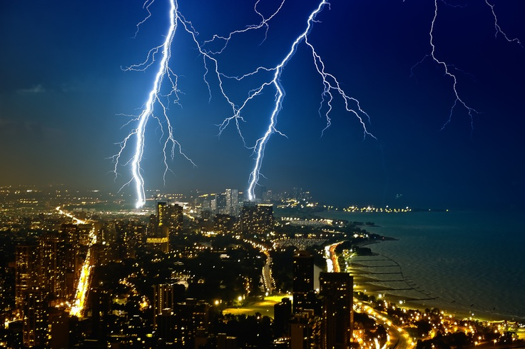 Chicago Storm image by John Harrison
