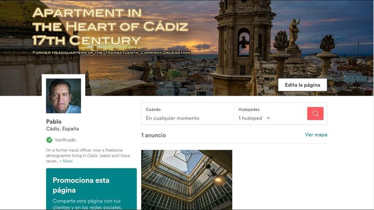 Apartment in the Heart of Cádiz 17th Century Airbnb Best Listing