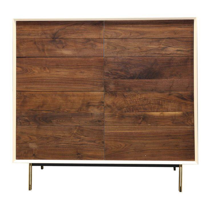 Nordic 10 Drawers Cabinet | Clickon Furniture | Designer Modern Classic Furniture